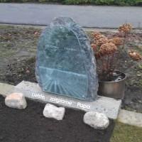Staand monument S20 Gebr. Ridder Grafmonumenten Bovensmilde en Lutten Eden Groep