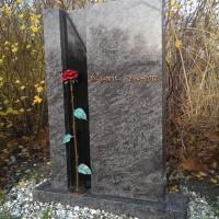 Staand monument S26 Gebr. Ridder Grfamonumenten Bovensmilde en Lutten Eden Groep