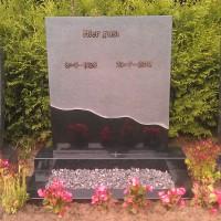 Staand monument S10 Gebr. Ridder Grafmonumenten Bovensmilde en Lutten Eden Groep