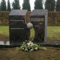 Staand monument S11 Gebr. Ridder Grafmonumenten Bovensmilde en Lutten Eden Groep