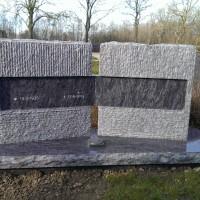Staand monument S16 Gebr. Ridder Grafmonumenten Bovensmilde en Lutten Eden Groep