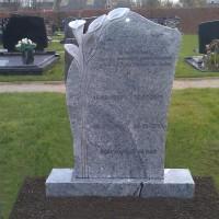 Staand monument S05 Gebr. ridder Grafmonumenten Bovensmilde en Lutten Eden Groep