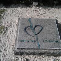 Urnmonument nr. U08 Gebr. Ridder Natuursteen Bovensmilde en Lutten Eden Groep