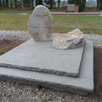 Dubbele grafstenen nr. D36 Gebr. Ridder Grafmonumenten Bovensmilde en Lutten Eden Groep