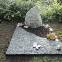Dubbele grafstenen nr. D24 Gebr. Ridder Grafmonumenten Bovensmilde en Lutten Eden Groep