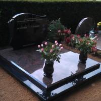 Dubbele grafstenen nr. D08 Gebr. Ridder Grafmonumenten Bovensmilde en Lutten Eden Groep
