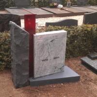 Staand monument S07 Gebr. Ridder Grfamonumenten bovensmilde en Lutten Eden Groep