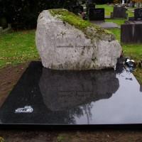 Dubbele grafstenen nr. D23 Gebr. Ridder Grafmonumenten Bovensmilde en Lutten Eden Groep