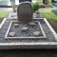 Dubbele grafstenen nr. D35 Gebr. Ridder Grafmonumenten Bovensmilde en Lutten Eden Groep