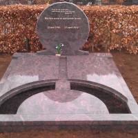 Dubbele grafstenen nr. D11 Gebr. Ridder Grafmonumenten Bovensmilde en Lutten Eden Groep