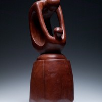 Urnen Mother & Child Gebroeders Ridder Grafmonumenten Bovensmilde en Lutten